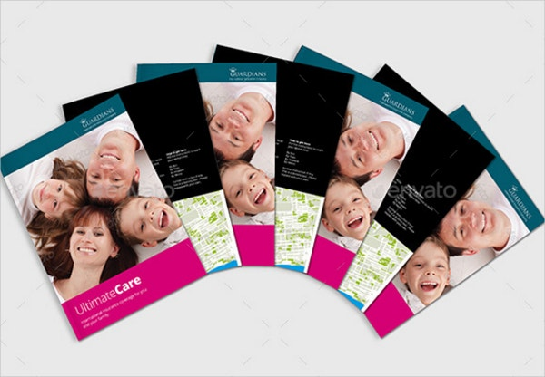 insurance brochure templates  23  Insurance Brochure Templates - Free PSD, AI, Vector, EPS Format ...