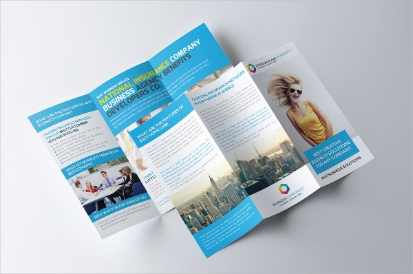 23 insurance brochure templates free psd ai vector eps format insurance company brochure template altavistaventures Choice Image