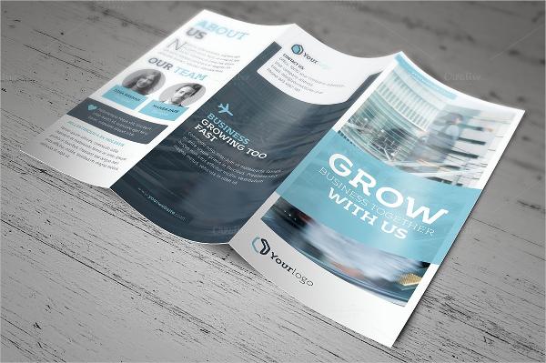 tri fold insurance brochure