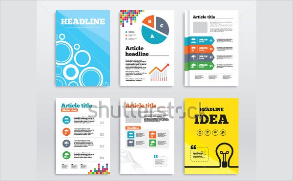 design insurance brochure template