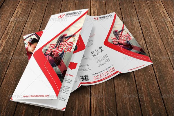 auto insurance brochure