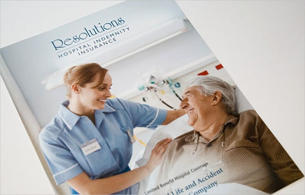 hospital indemnity insurance brochure