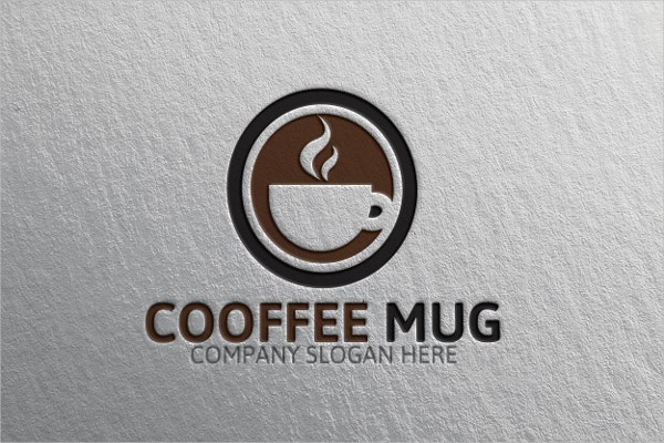 coffee mug logo