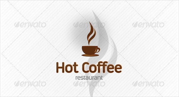 Hot Coffee Logo