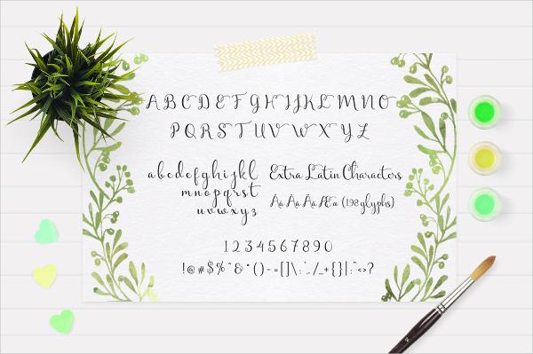 Pixel Wedding Font