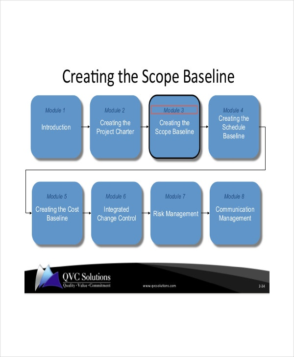 Project-Scope-Baseline-Template