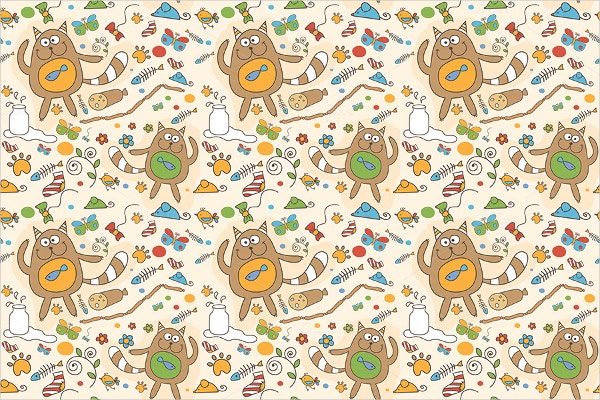 Funny cat Patterns