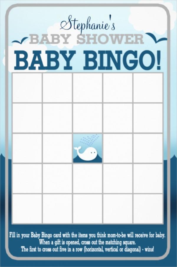 Baby Bingo Flyer