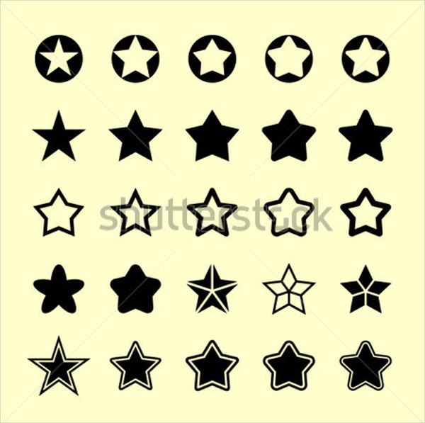 Pictogram Star Icon