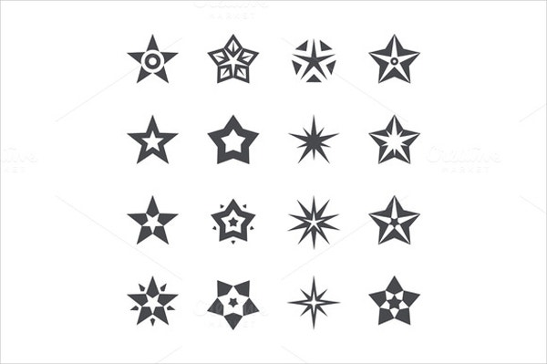 Geometric Shape Star Icon