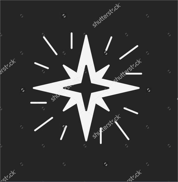 Space Star Icon