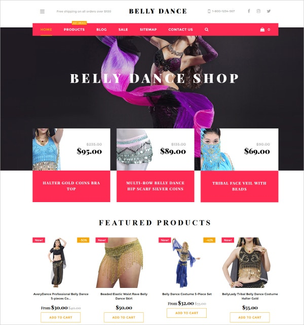 belly dance products shopify blog theme 139