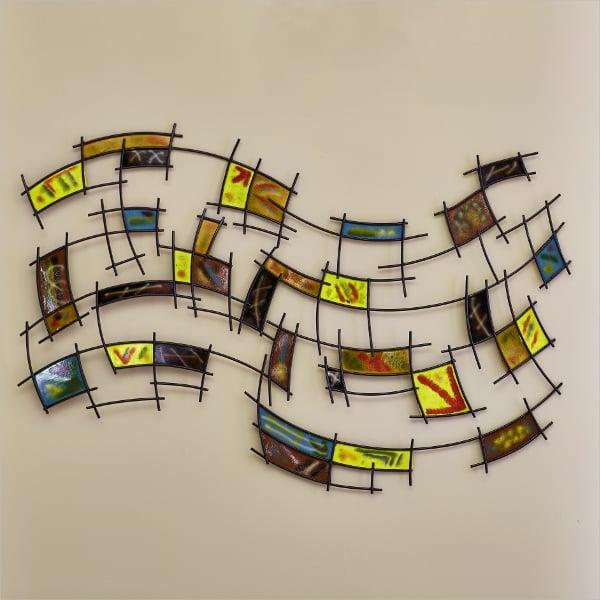 westport abstract geometric wall art