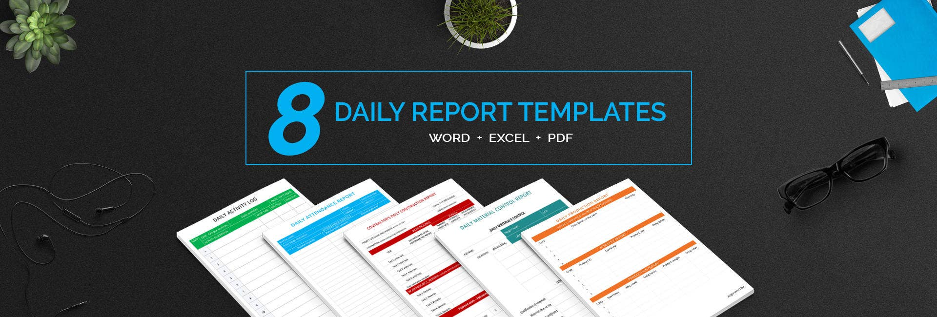 dailyreporttemplates