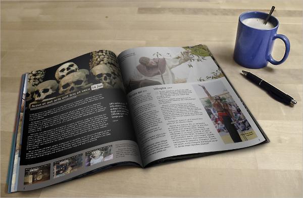 Day 3 Magazine Mockup