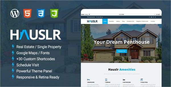 property sale drupal website theme 66