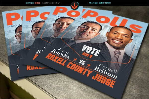 15+ Political Flyers - Free Psd, Eps, Ai Format Download | Free