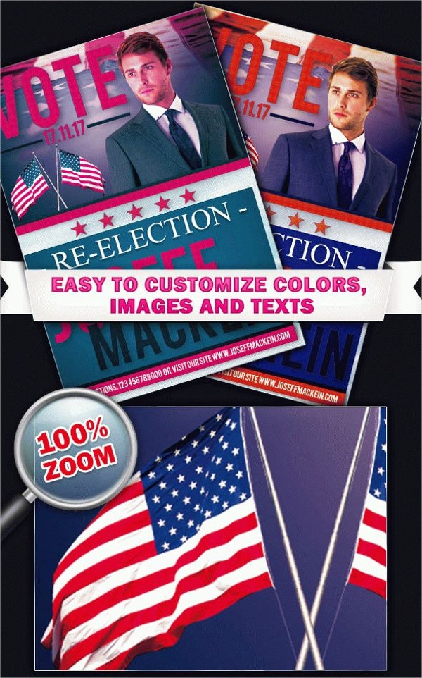 16 political flyer designs templates psd vector eps word