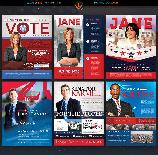 Election Brochure