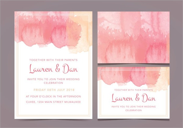 Wedding Wedding Invitation