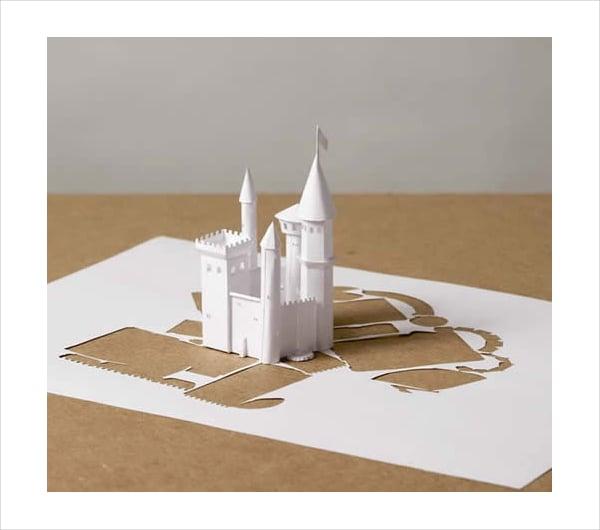 sheet of paper art