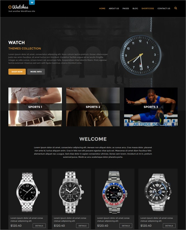 Premium Professional Multilingual WordPress Theme $39