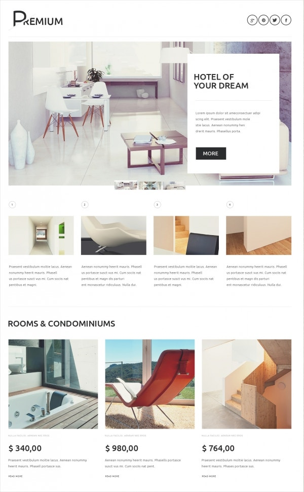 Booking Agency WordPress Theme