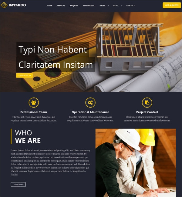 construction contractor wp website theme 49