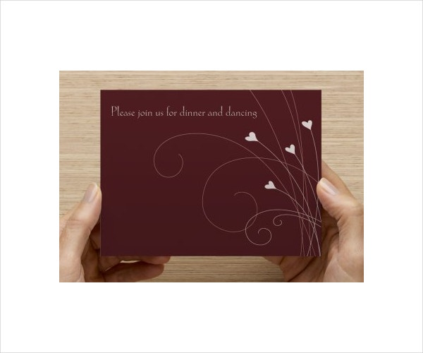 Customizable Wedding Invitation