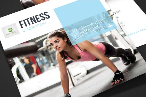 square gym brochure