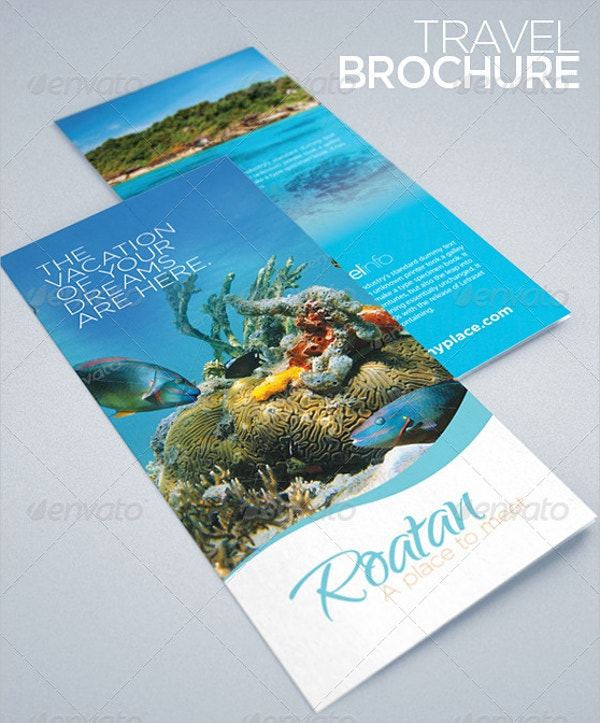 Tourism Brochures  Free Psd Ai Eps Format Download  Free
