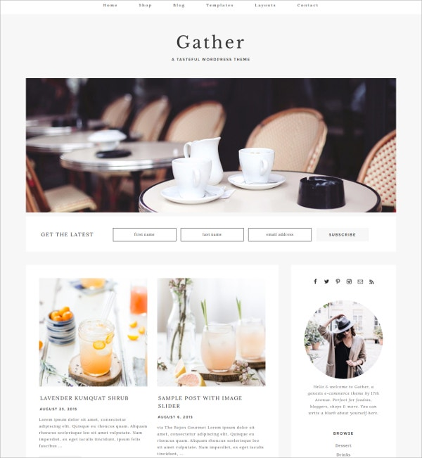 Mobile Portfolio WordPress Website Theme $49