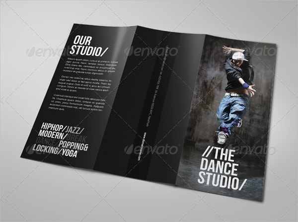 15+ Studio Brochure - Free Psd, Ai, Vector, Eps Format Download