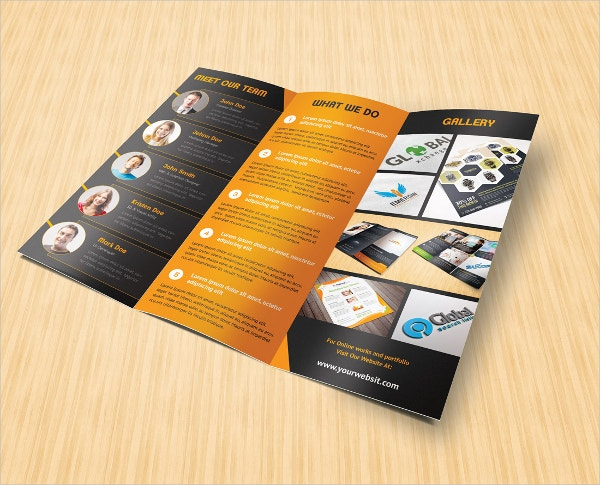 Studio Brochure  Free Psd Ai Vector Eps Format Download
