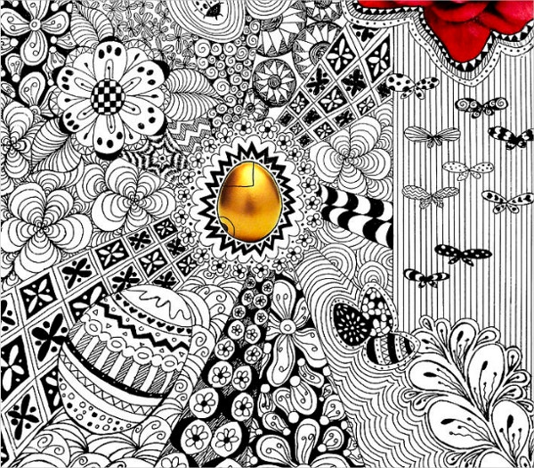 23 imaginative doodle art designs free premium templates the golden egg doodle art pronofoot35fo Choice Image