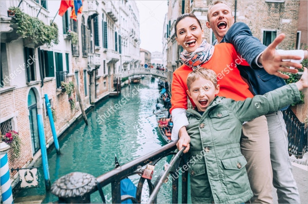 Madly Happy Family Portrait Photography