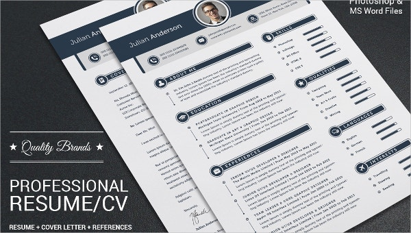 chemical engineer resume template