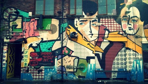Good Looking Graffiti Art