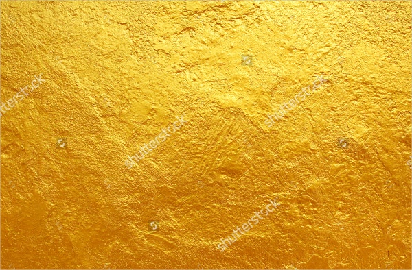 Golden Cement Texture