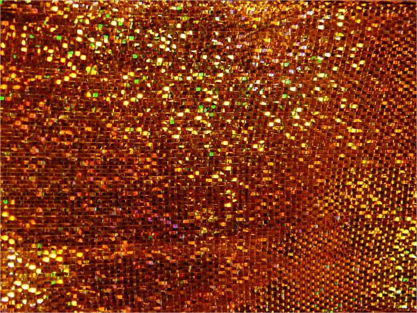 Gold Sparkle Texture