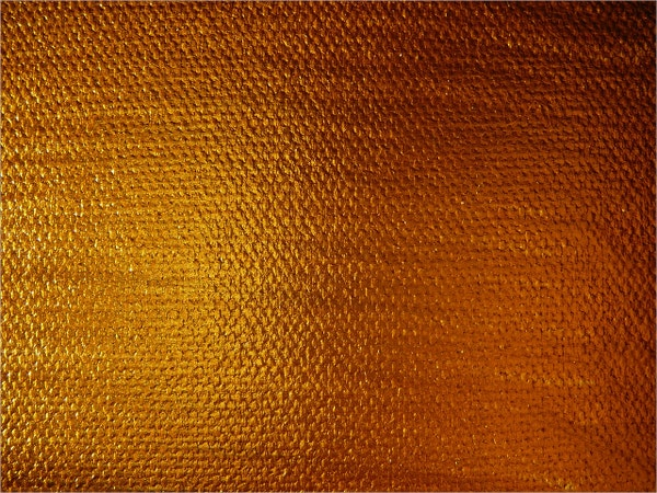 Gold Paint Canvas Texture