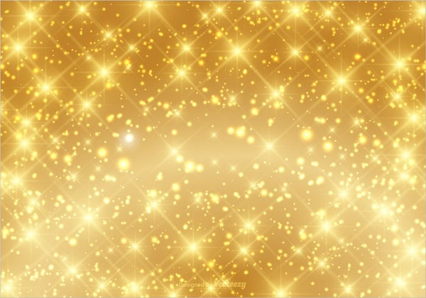 Gold Sparkle Background Texture