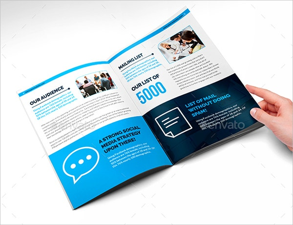 Marketing Program Brochure