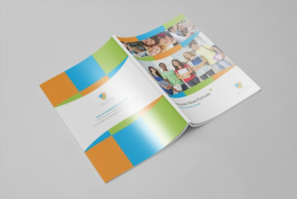 Educational Program Brochure Template