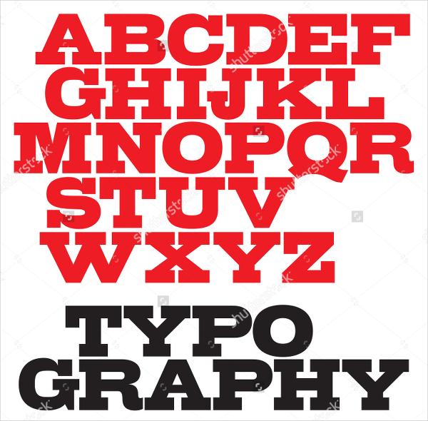 slab serif bold font