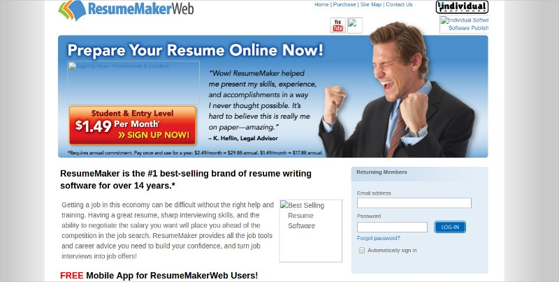 online resume writing service