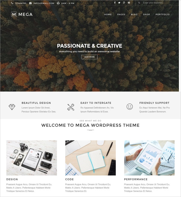 Marketing Business Joomla Theme $48