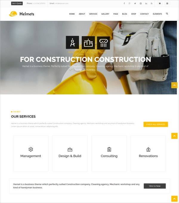 construction drupal theme 48