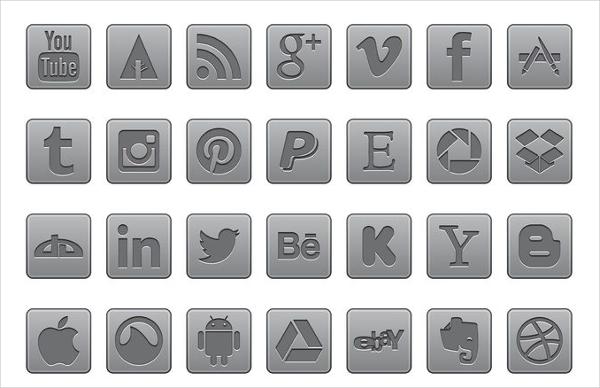 gray social media icons2