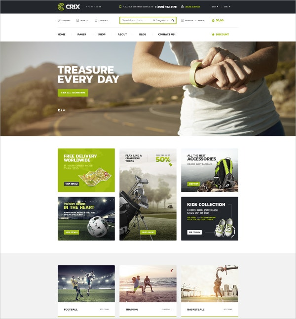 Garments & Footwear Drupal Template $12